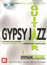 Wrembel Stephane - Gypsy Guitar + Cd