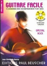 Guitare Facile Vol.7 Spécial Rock + Cd