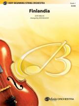 Sibelius Jean - Finlandia Bvs - String Orchestra