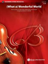 What A Wonderful World - String Orchestra
