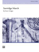 Hodges Steve - Sunridge March - Symphonic Wind Band