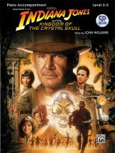 Williams John - Indiana Jones - Crystal Skull - Piano Solo
