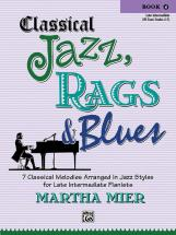 Mier Martha - Classical Jazz Rags And Blues Book4 - Piano Solo