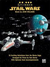 Williams John - 5 Finger Star Wars - Piano Solo