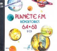 Labrousse Marguerite - Planète F.m. Vol.6 - Accompagnements - Cd Seul