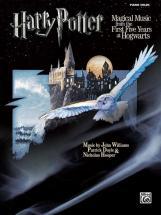 Williams John - Harry Potter Magical Music 1-5 - Piano Solo