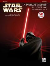 Williams John - Star Wars I-vi + Cd - Trumpet And Piano