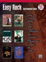 Easy Rock Instrumentals + Cd - Clarinet Solo