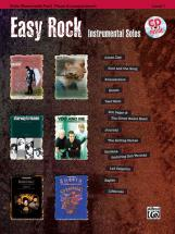 Easy Rock Instrumentals + Cd - Viola Solo