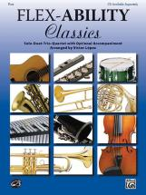 Lopez Victor - Flex-ability : Classics - Flute Solo