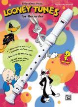 Looney Tunes Recorder Book - Recorder Solo