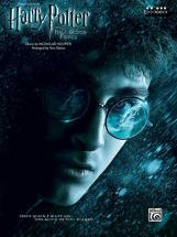 Hooper Nick - Harry Potter Half Blood Prince - Piano Solo