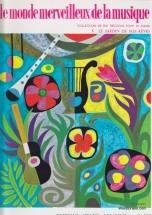 Monde Merveilleux Vol.5 - Le Jardin De Mes Reves - Piano