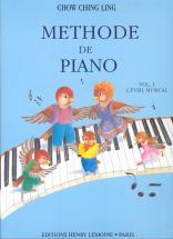 Chow Ching-ling - Methode De Piano Vol.1 - Piano