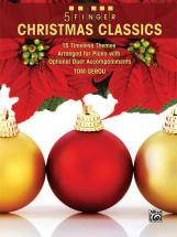 Gerou Tom - 5 Finger Christmas Classics Piano - Piano Solo