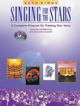 Carratello John Dominick - Singing For The Stars + 2 Cd - Solo Voice