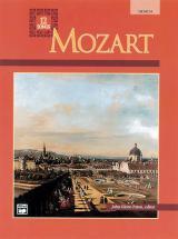Paton John Glenn - Mozart 12 Songs - Solo Voice (par 10 Minimum)
