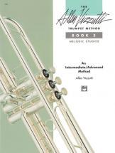 Vizzutti Allen - Trumpet Method Book 3 - Trumpet