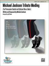 Jackson Michael - Tribute Medley - Percussion Ensemble