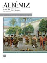 Albeniz Isaac - Espana Op165 - Piano Solo