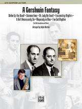 Gershwin George - Gershwin Fantasy - Saxophone And Piano