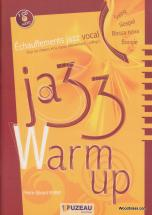 Verny Pierre-gerard - Jazz Warm Up + Cd, Echauffement Jazz Vocal