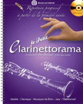 Le Petit Clarinettorama + Cd