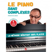 De Lassus Franck - Le Piano Sans Complexes