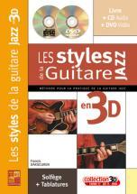 Darizcuren F. - Styles Jazz De La Guitare En 3d Cd + Dvd