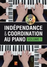 Dautigny Frederic - Independance Et Coordination Au Piano Vol.1