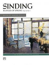 Sinding C. - Rustles Of Spring - Piano Solo