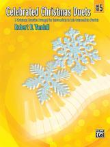 Vandall Robert D. - Celebrated Christmas Duets 5 - Piano Duet