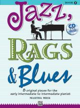 Mier Martha - Jazz Rags And Blues 2 - Piano