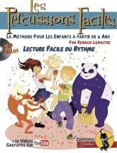 Lemaitre Renaud - Les Percussions Faciles - Eveil Musical