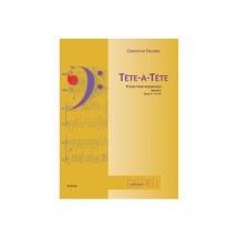 Delabre Christophe - Tete A Tete Vol.2 - 2 Violoncelles
