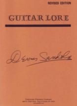 Sandole Dennis - Guitar Lore - Revised Edition