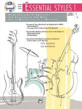 Essential Styles 1 + Cd - Drum