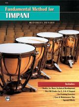 Peters Mitchell - Fundamental Method For Timpani - Percussion