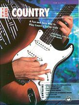 Tab Licks-country - Guitar