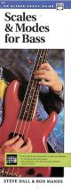 Hall S And Manus M - Scales And Modes For Bass - Handy Guide - Bass Guitar
