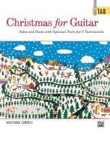Green Michael - Christmas For Guitar - Guitar Tab