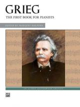 Grieg Edvard - First Book For Pianists - Piano