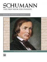 Schumann Robert - First Book For Pianists - Piano