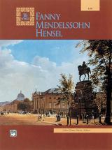 Paton John Glenn - Fanny Mendelssohn Hensel 16 Songs - Low Voice (par 10 Minimum)
