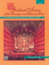 Paton John Glenn - Italian Arias Of The Baroque - Medium Voice (par 10 Minimum)
