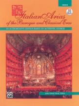 Paton John Glenn - Italian Arias Of The Baroque + Cd - Medium Voice (par 10 Minimum)