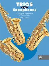 Cacavas John - Trios For Saxophones - Saxophone