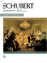 Schubert Franz - Impromptus, Op90 - Piano