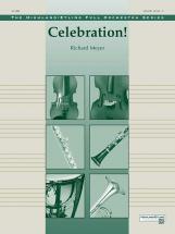 Meyer Richard - Celebration! - Full Orchestra