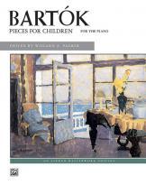 Bartok Bela - Pieces For Children - Piano Solo